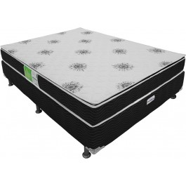 Cama Box Ortobom Light 138x188x44cm