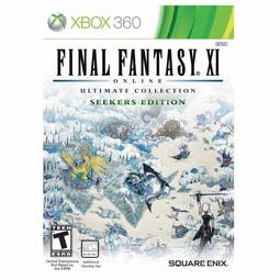 Jogo Final Fantasy Xi Online Ultimate Collection Seekers - Xbox 360 - Square Enix