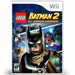 Jogo Lego Batman 2 Dc Super Heroes - Wii - Warner Bros Interactive Entertainment