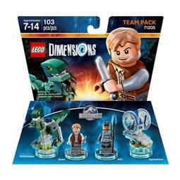 Lego Dimensions Jurassic World 103 Peças 71205