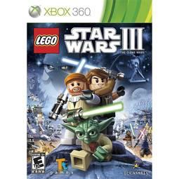 Jogo Lego Star Wars Iii: The Clone Wars - Xbox 360 - Lucasarts