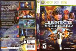 Jogo Project Sylpheed - Xbox 360 - Square Enix