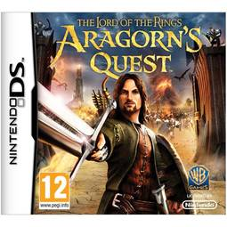 Jogo The Lord Of The Rings: Aragorn's Quest - Nds - Warner Bros Interactive Entertainment
