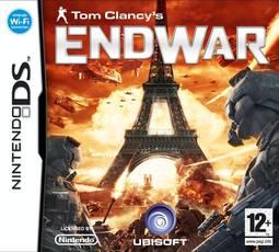Jogo Tom Clacy's Endwar - Nds - Ubisoft