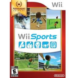 Jogo Wii Sports - Wii - Nintendo