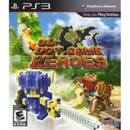 Jogo 3d Dot Game Heroes - Playstation 3 - Atlus