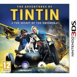 Jogo The Adventures Of Tintin: The Game - 3ds - Ubisoft