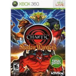 Jogo Chaotic Shadow Warriors - Xbox 360 - Activision