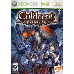 Jogo Culdcept Saga - Xbox 360 - Namco Bandai Games