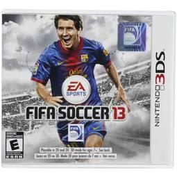 Jogo Fifa 13 - 3ds - Ea Sports