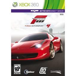 Jogo Forza 4 - Xbox 360 - Microsoft Game