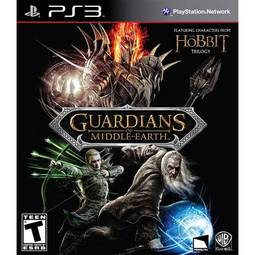 Jogo Guardians Of Middle-earth - Playstation 3 - Warner Bros Interactive Entertainment