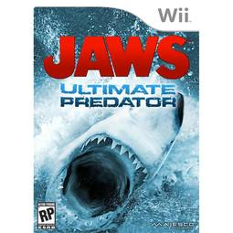 Jogo Jaws: Ultimate Predator - Wii - Majesco Games
