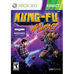 Jogo Kung Fu High Impact - Xbox 360 - Utv Ignition Games
