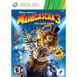 Jogo Madagascar 3 - Xbox 360 - D3publisher