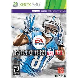 Jogo Madden Nfl 13 - Xbox 360 - Ea Sports
