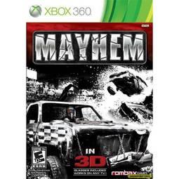 Jogo Mayhem - Xbox 360 - Rombax Games