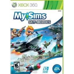 Jogo My Sims Sky Heroes - Xbox 360 - Ea Games