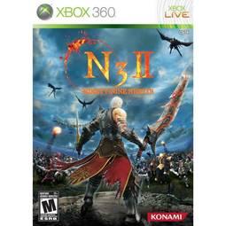 Jogo N3 Ii Ninety-nine Nights - Xbox 360 - Konami