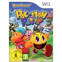 Jogo Pac-man Party - Wii - Namco Bandai Games