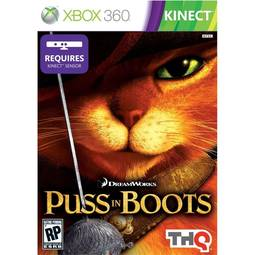 Jogo Puss In Boots - Xbox 360 - Thq
