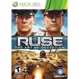 Jogo Ruse The Art Of Deception - Xbox 360 - Ubisoft