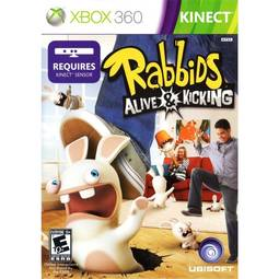 Jogo Rabbids: Alive & Kicking - Xbox 360 - Ubisoft