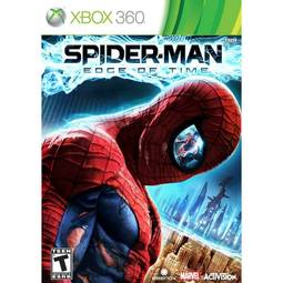 Jogo Spider-man: Edge Of Time - Xbox 360 - Activision