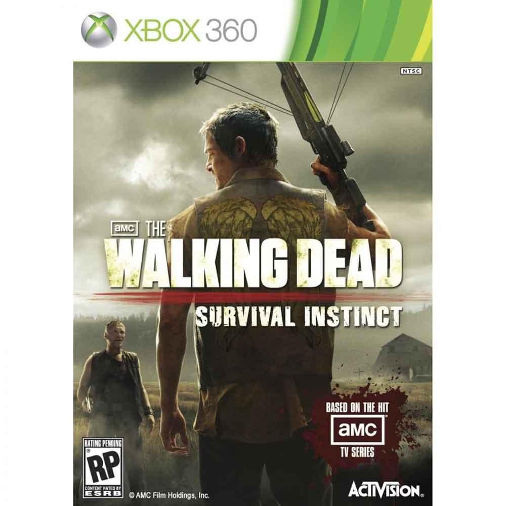 Jogo The Walking Dead: Survival Instinct - Xbox 360 - Activision