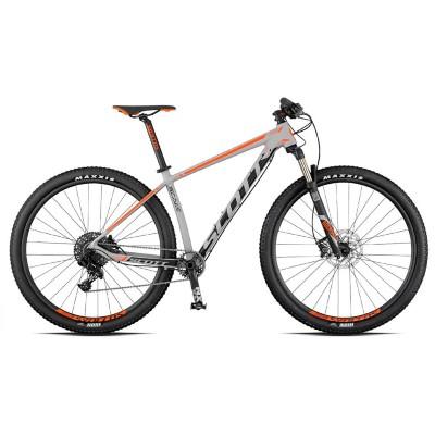 Bicicleta Scott Bikes Scale 965 Tm Aro 29 Susp. Dianteira 11 Marchas - Prata