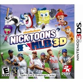 Jogo Nicktoons: Mlb - Nds - 2k Play