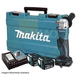 Furadeira Makita Bda340rfe Com Maleta 2 Baterias - 110v