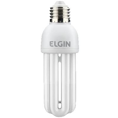 Lâmpada Elgin Fluorescente 3u Econômica 15w 220v