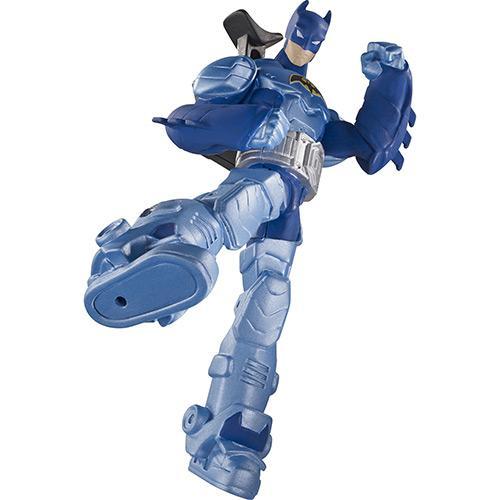 Boneco Batman Power Attack Deluxe Super Patada Mattel