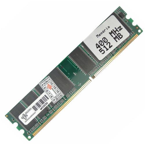 Memória Ram 512mb Ddr 400mhz Innix