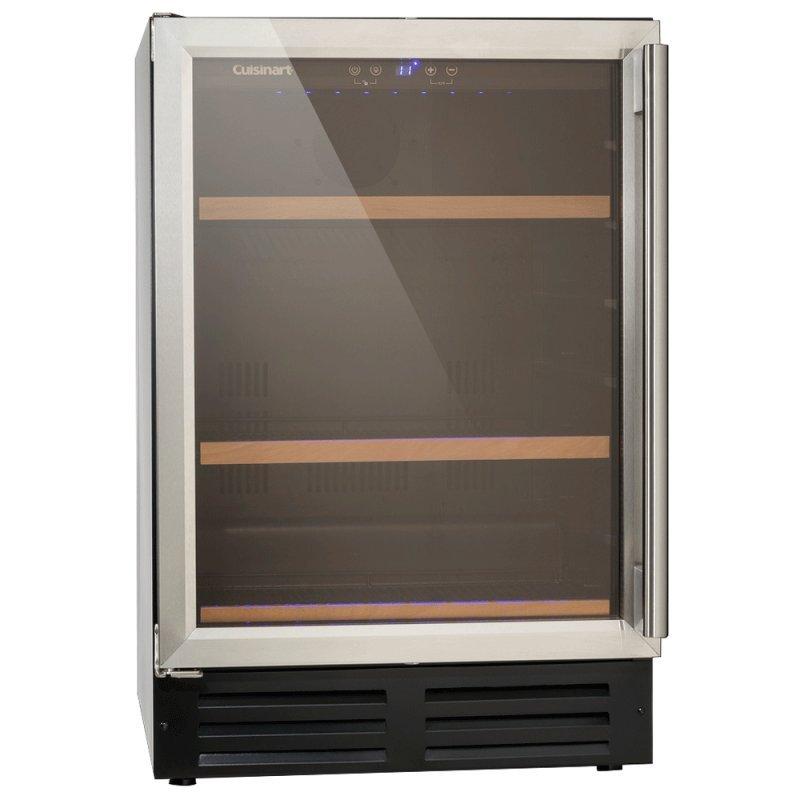 Geladeira/refrigerador 145 Litros 1 Portas Preto Prime Cooking - Cuisinart - 220v - Bu-145