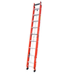 Escada de Fibra Extensível 28 Degraus Ef105 Escafort