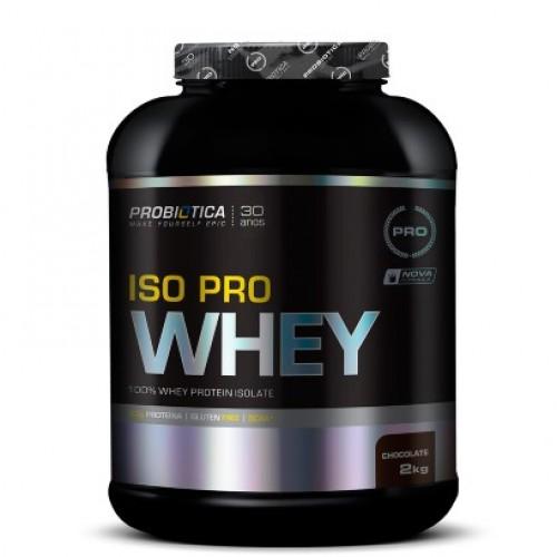 Iso Pro Whey 2,268kg Cookies Probiotica