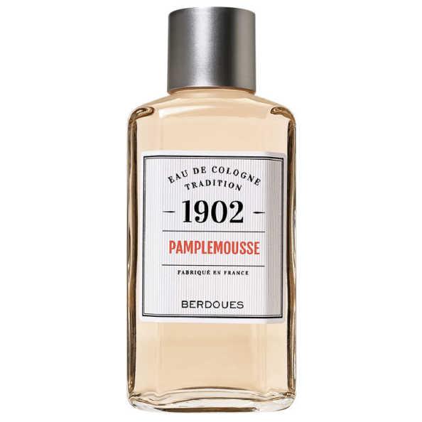 Perfume 1902 Premium Pamplemousse Berdoues Eau de Cologne Unissex 245 Ml