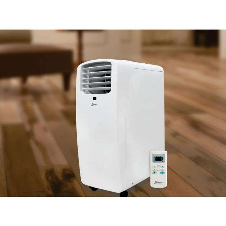 Ar Condicionado Portatil 11000 Btu Frio Ice Premium - Lenoxx - 110v - Par751