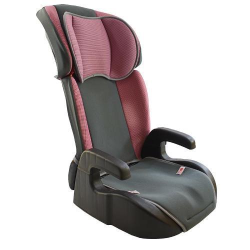Cadeira para Automovel Lumina Cinza e Rosa G2/g3