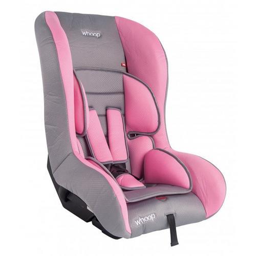 Cadeira para Automovel Whoop Rally Cinza e Rosa