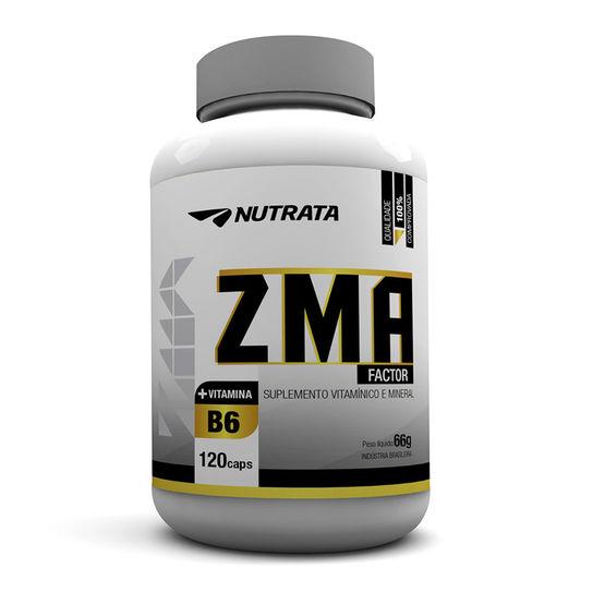 Zma Factor 120 Cáps Nutrata