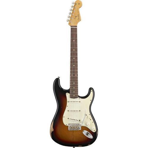 Guitarra Fender Stratocaster 011-1800-800 Sunburst