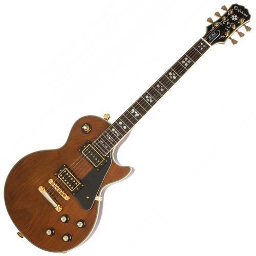 Guitarra Epiphone Les Paul Marrom