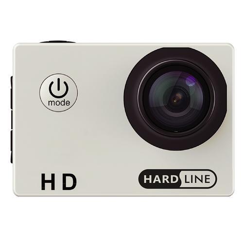 Câmera Digital Hardline Silver Hd Preto 12.0mp