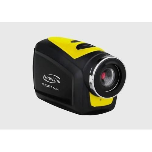 Câmera Digital Newlink Sport Preto 20.2mp - Fs202