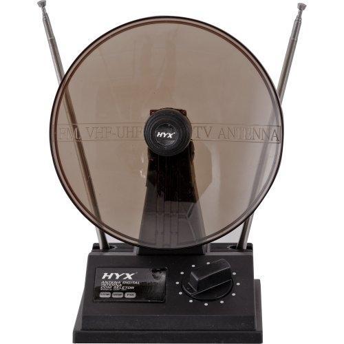 Antena Hyx Uhf/vhf/fm Uvfi101 Digital - Interna