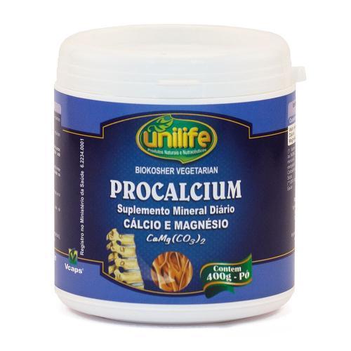 Unilife Procalcium em Pó 400g