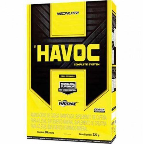 Havoc - 66 Packs Neonutri